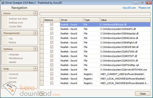 Guru3d driver sweeper 2. 0. 5 » super-warez. Net скачать бесплатно.