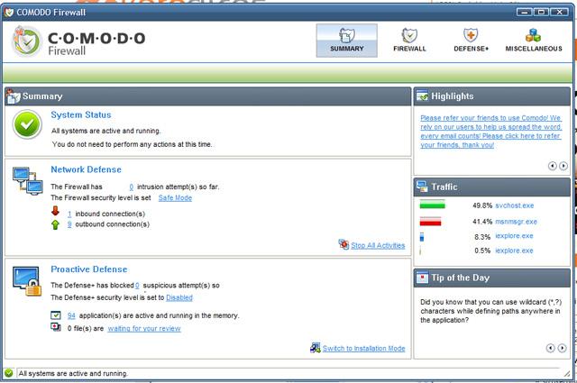 comodo_internet_security