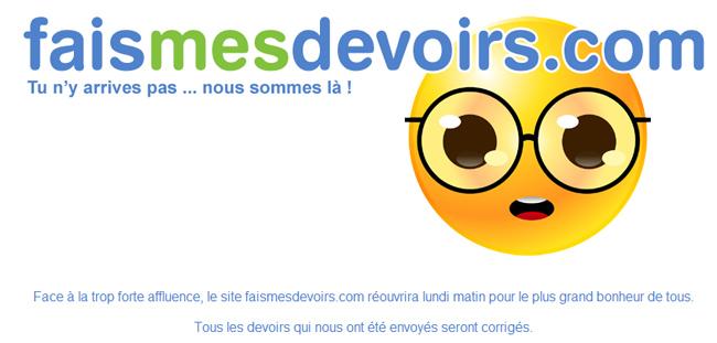 faismesdevoirs_site_kero