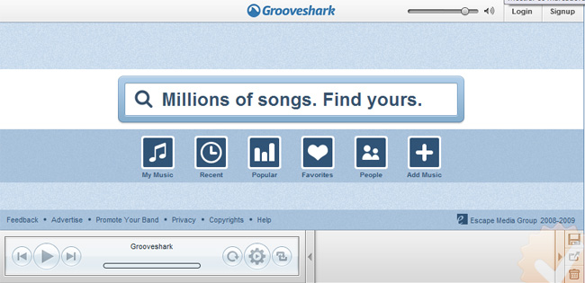 grooveshark_streaming_music