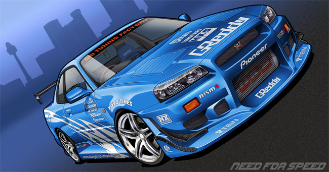 needforspeed_vector