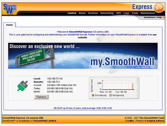 smoothwall-0-kerodicas