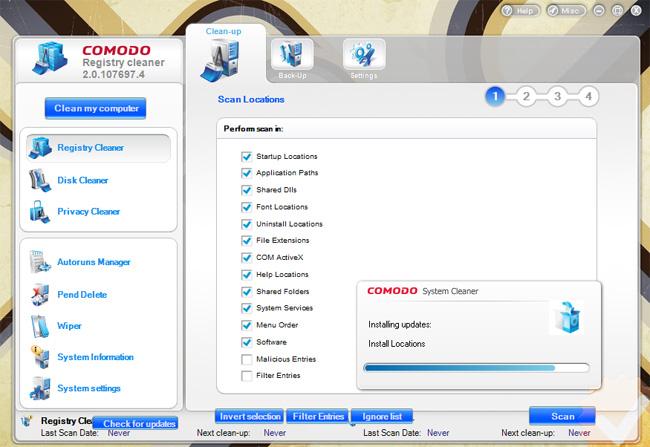 comodo_system_cleaner