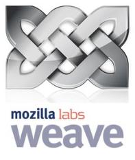 Mozilla-weave-logo