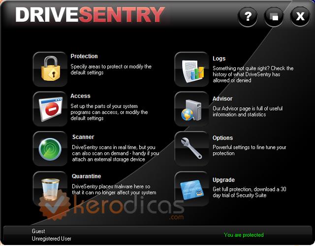 drivesentry-02-kerodicas