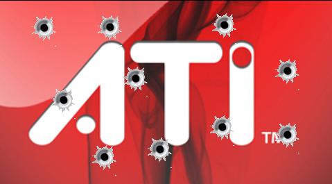 ATI got some shots