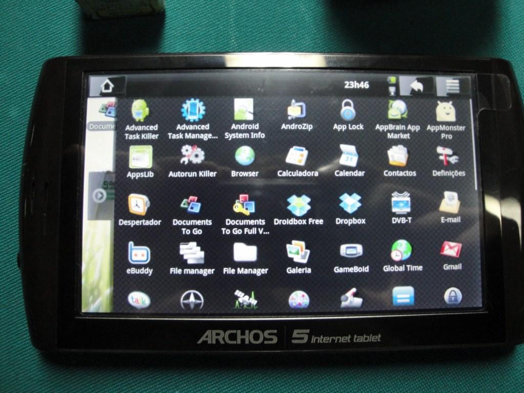 Archos programs download