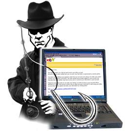Noticias da Internet e Mercados Phishing