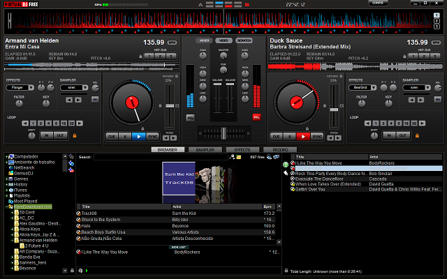 virtual dj online