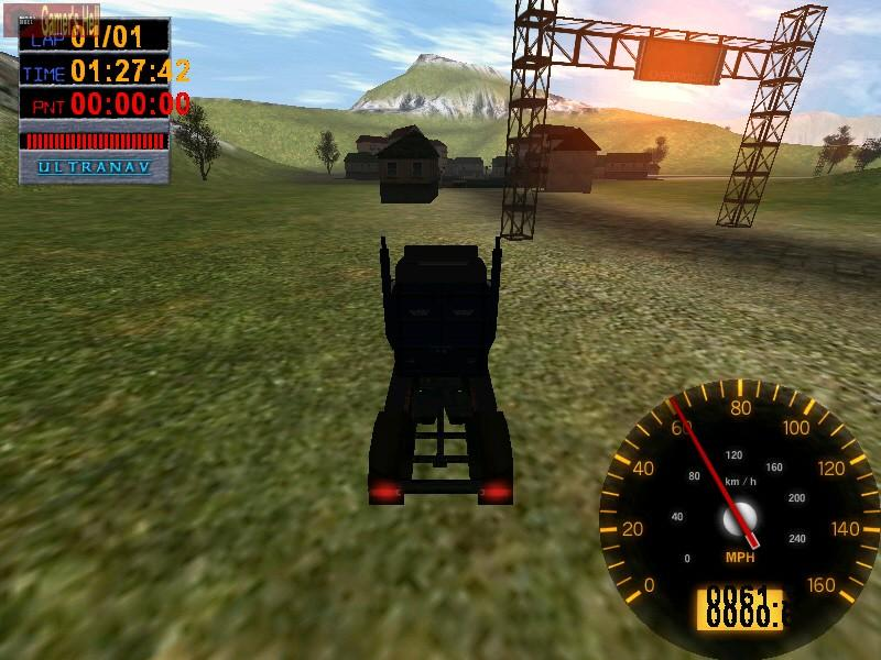 Big Rigs: Over the Road Racing (PC) 2003