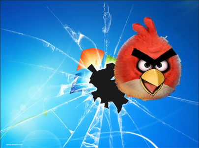 angry_birds_windows Viciante jogo Angry Birds agora no PC