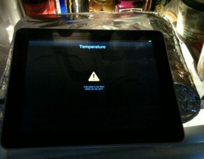 iPad-superaquecimento