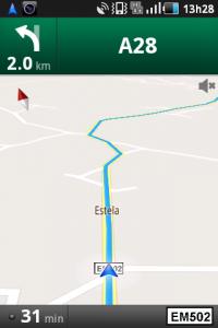 Samsung Galaxy Gio GPS_4