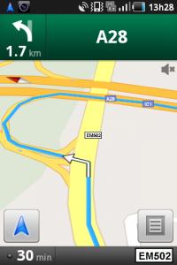 Samsung Galaxy Gio GPS_5