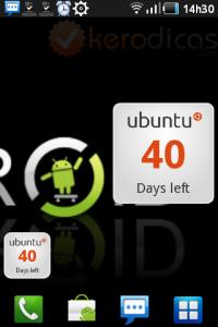Ubuntu Widget2
