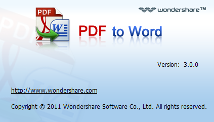 Wondershare PDF to Word Converter Free_5