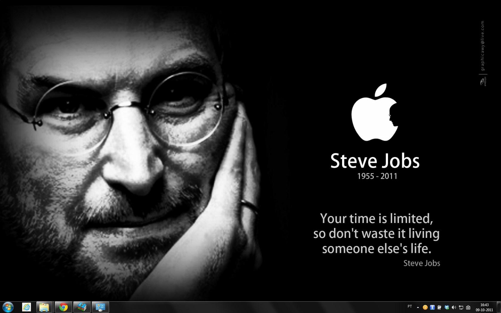A Historia De Steve Jobs Duronaqueda