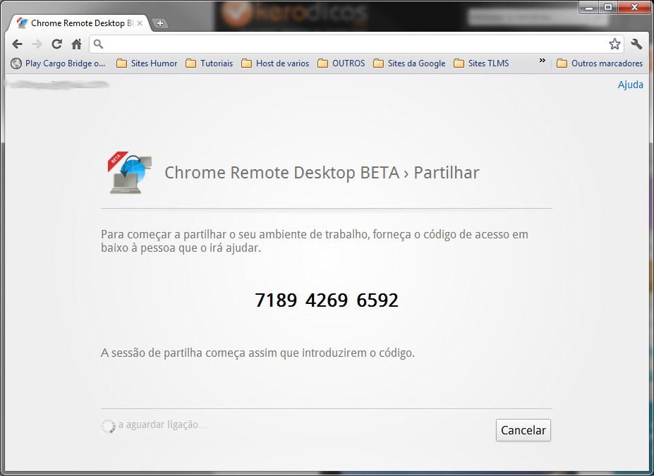 Chrome Remote Desktop_2