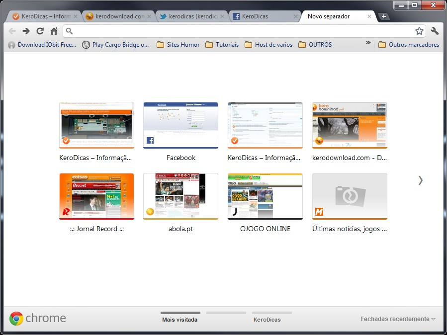 Google Chrome 15_1