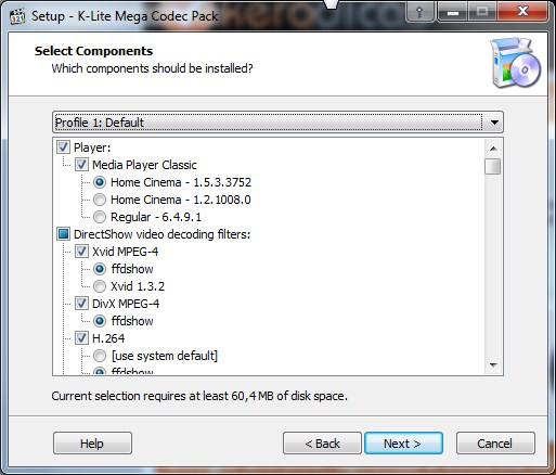 K-Lite Mega Codec Pack 7.8.0_2