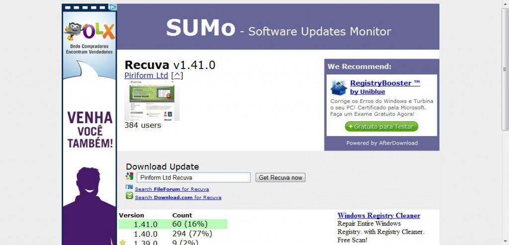 SUMo Site