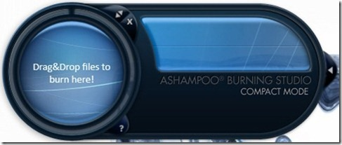 Ashampoo Burning Studio 11 Modo Compact