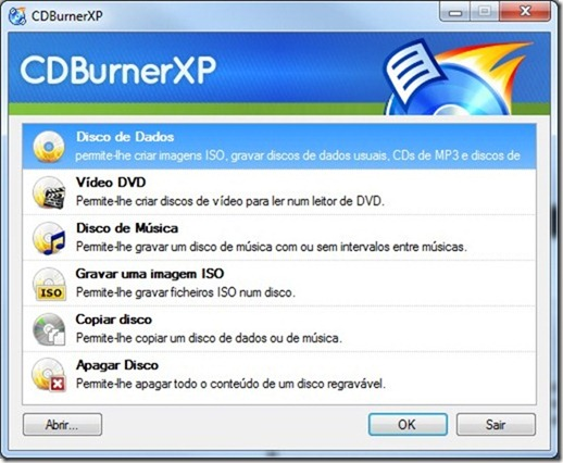 CDBurnerXP