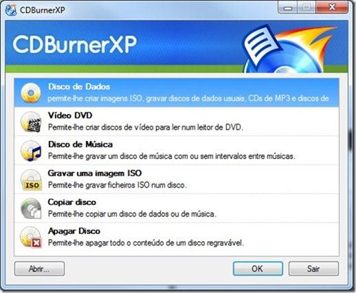 CDBurnerXP
