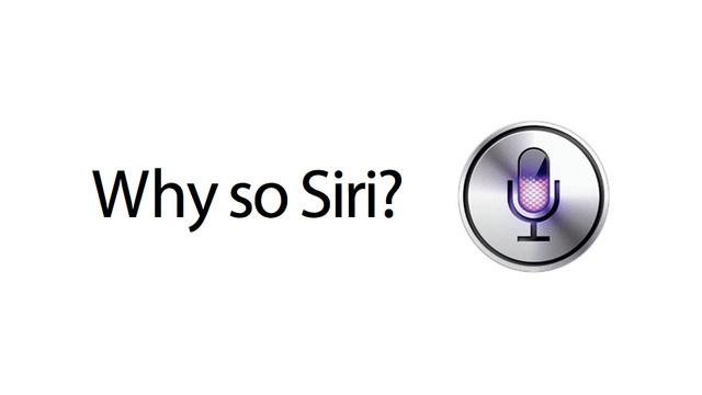 Comando de Voz Siri