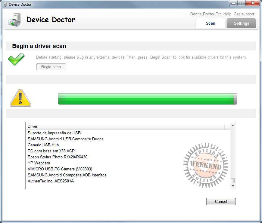 Device Doctor Pesquisa 1