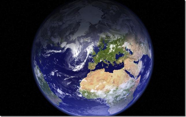 EarthView ScreenSaver