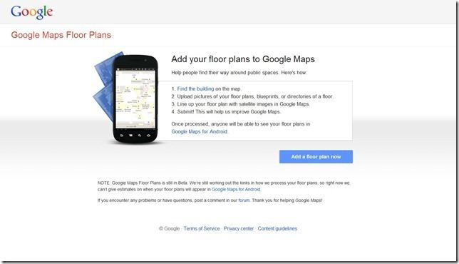 Google Maps Android Adicionar Planta