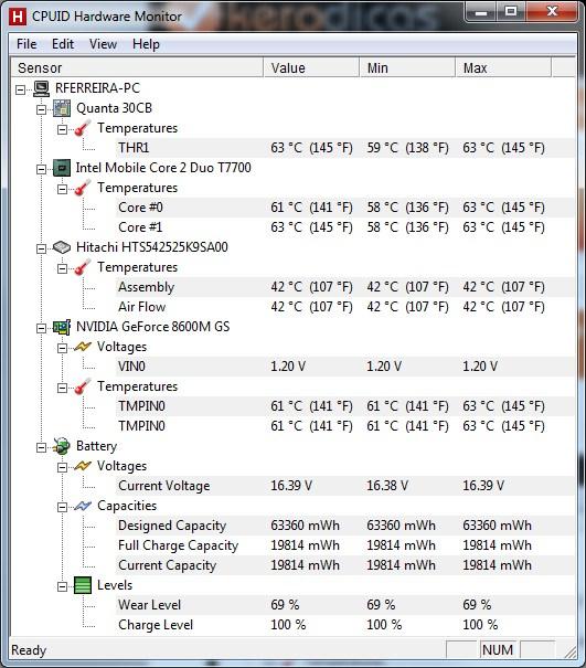 HW Monitor 1.18