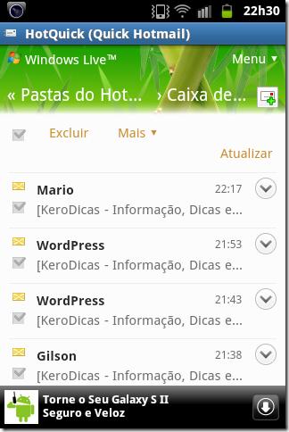HotQuick Emails