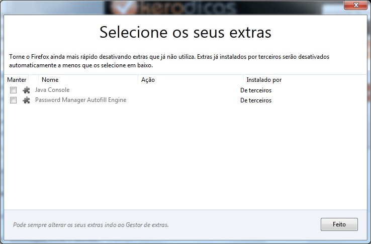 Mozilla Firefox Add-ons