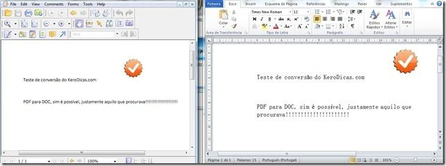 PDF To Word Converter Resultado