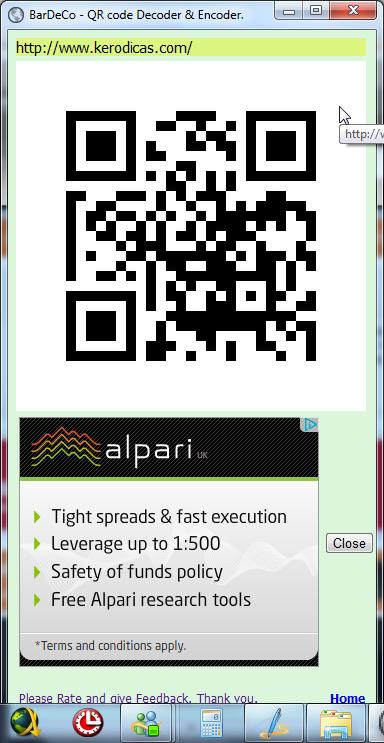BarDeCo - QR code Decoder & Encoder._2011-12-18_19-01-31