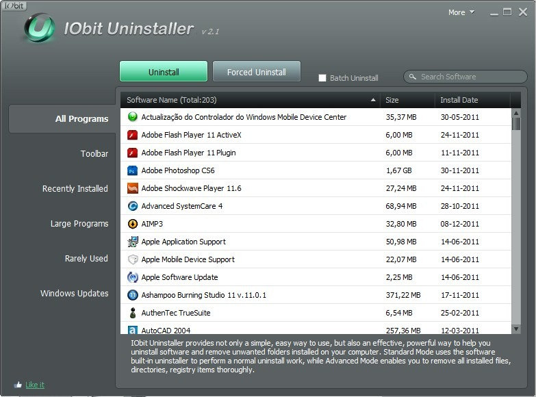 Iobit uninstaller 52 pro лицензионный ключ - 35e