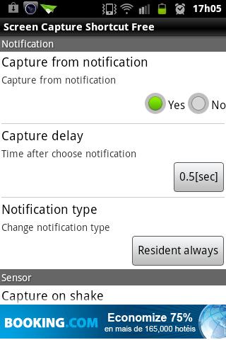 Screen Capture Shortcut