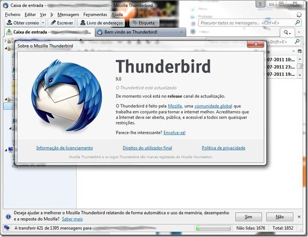 ThunderBird 9.0