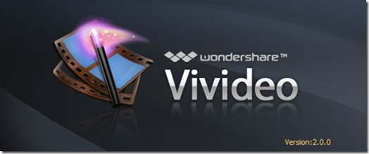 Wondershare Vivideo Logo