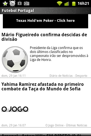 Futebol Portugal  01