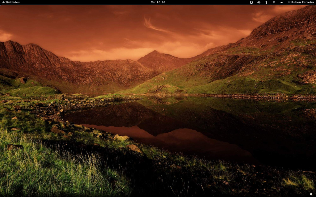 Gnome3 no Ubuntu 11.101