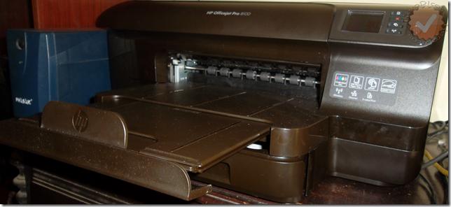 HP Officejet Pro 8100 Tabuleiro_KeroDicas