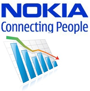 nokia-profits-down