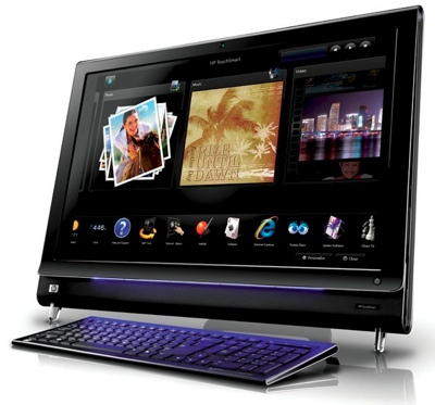 touchsmart HP