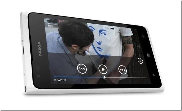Nokia Lumia 900 Branco
