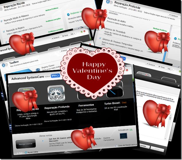 Passatempo Advanced System Care5 valentine's