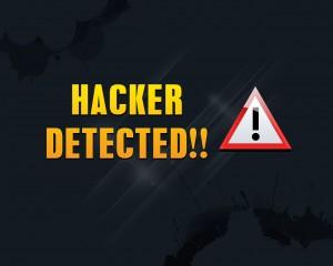 Hacker Detected