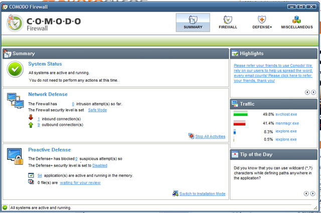 comodo_internet_security